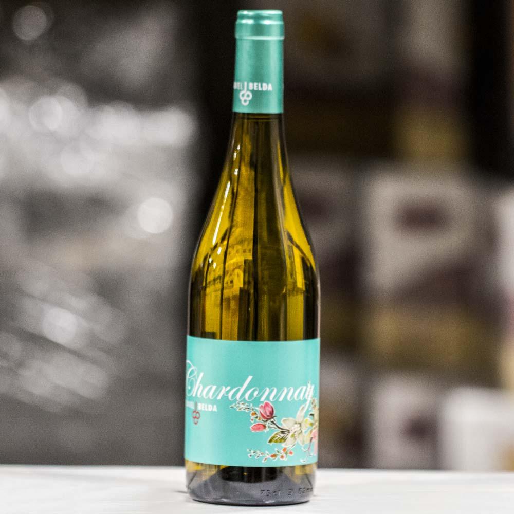 Chardonnay vin fra Spanien