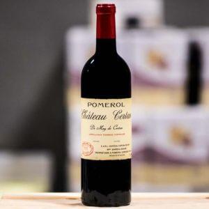 Rødvin fra Pomerol i Bordeaux