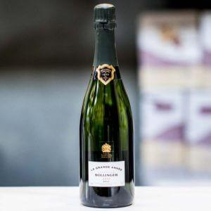 Bollinger la Grand Annee Brut Champagne