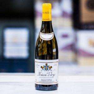 Macon-Verge Domaines Leflaive Puligny-Montrachet Cote de Beaune Bourgogne