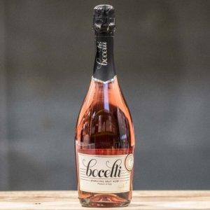 bocelli rose champagne