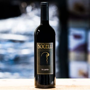 Bocelli rødvin toscana