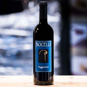Bocelli rødvin poggioncina
