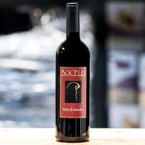 bocelli rødvin