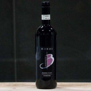 Rødvin fra d Asti