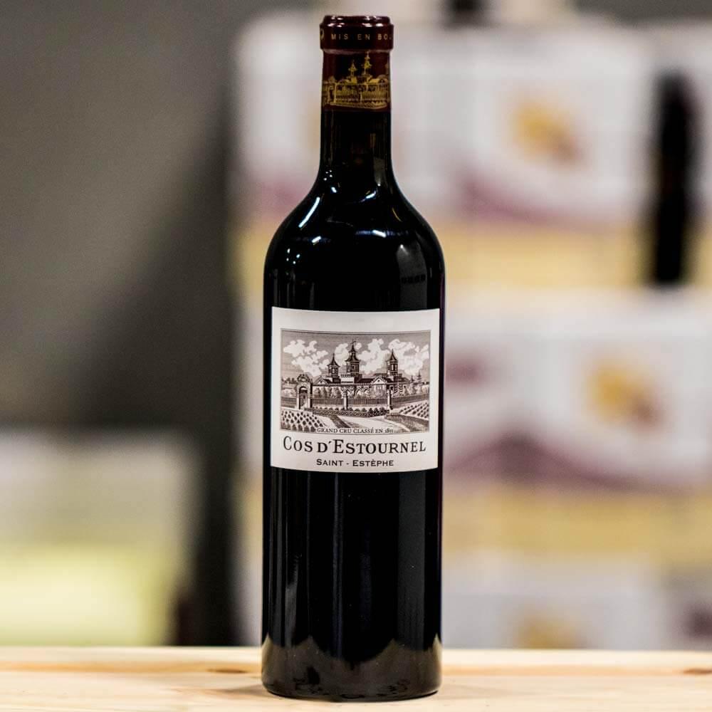 rødvin fra bordeaux