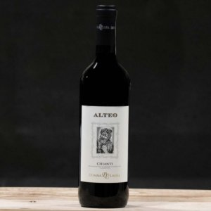 Rødvin fra Chianti