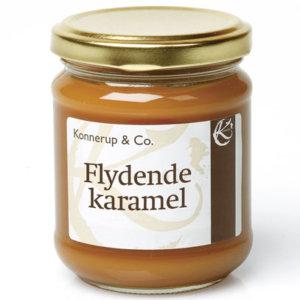 flydende karamel fra Konnerup