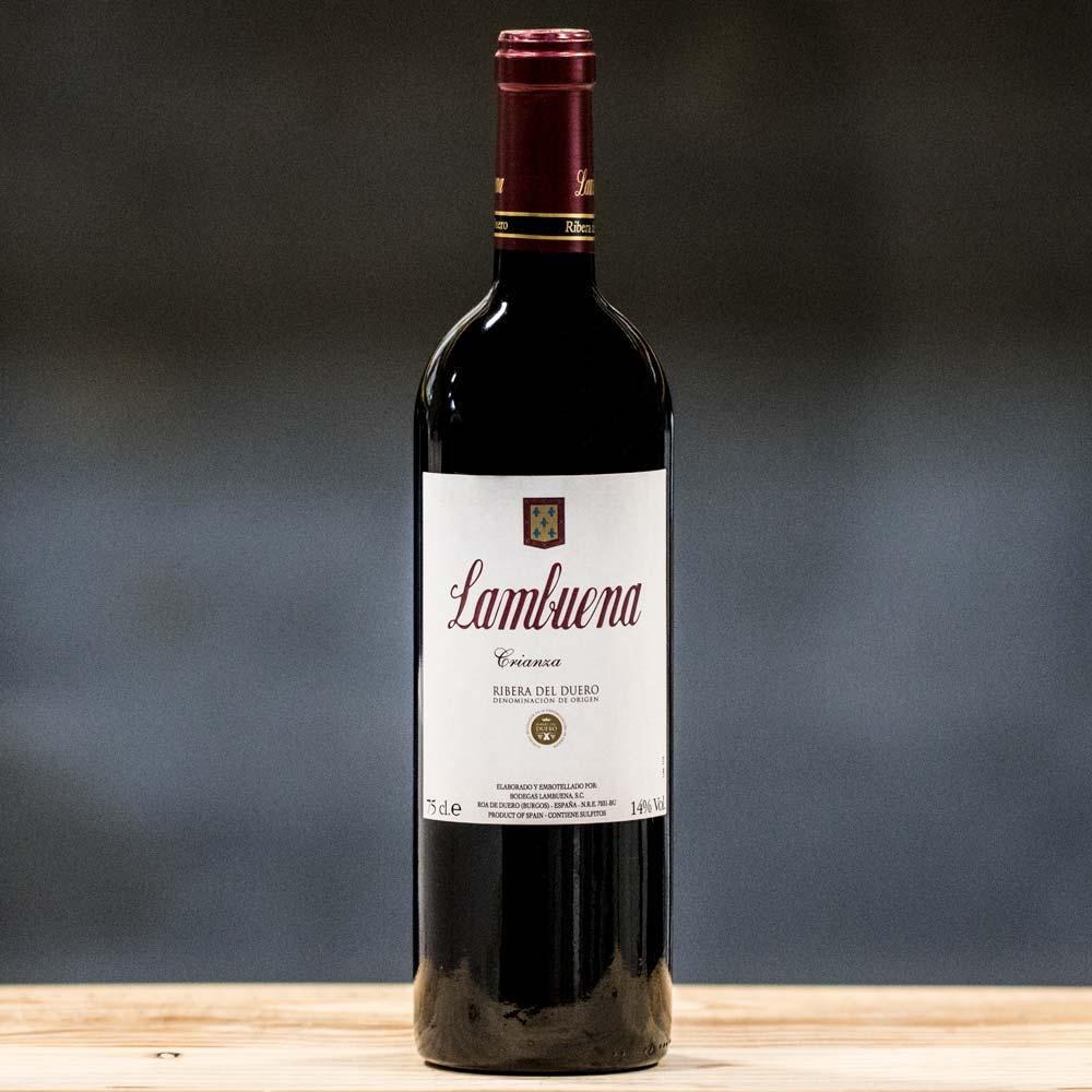 Rødvin fra Ribera del duero